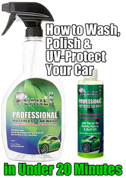 Pearl Waterless Car Wash