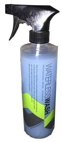 Auto Armour Waterless Car Wash Spray Bottle