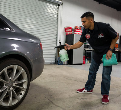 Chemical Guys' EcoSmart Waterless Car Wash Can Wash, Wax, Polish and Seal Your Vehicle's Finish