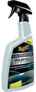 Meguiar's G3626 Ultimate Wash & Wax Anywhere Spray - 26 oz.