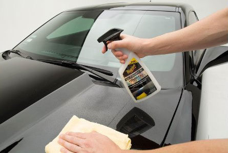 Meguiars Waterless Car Wash Products
