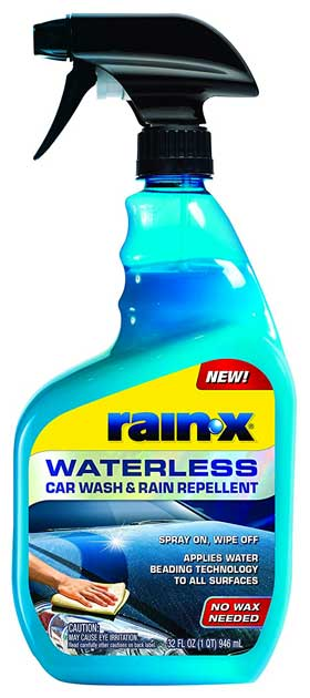 Rain-X Waterless Car Wash Review [ & How to Save Money ]